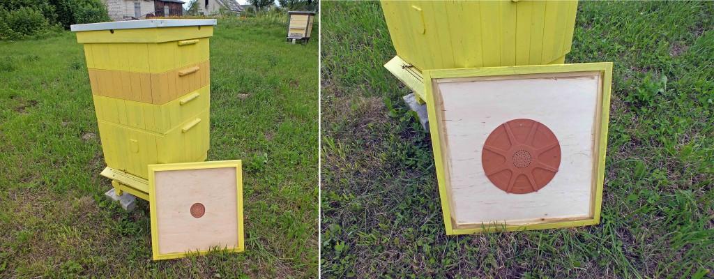 bičių išleistuvas
